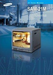 SAM-21M - Samsung CCTV