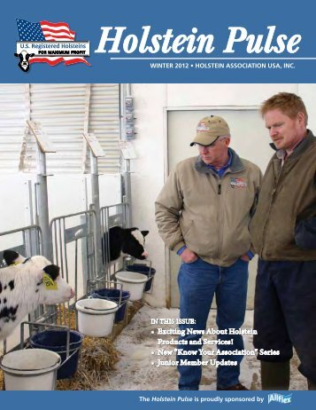 Download this issue - Holstein Association USA