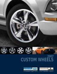 2007 Custom Wheels - Mustang Heaven