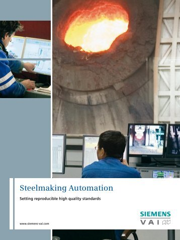 Steelmaking Automation - Siemens