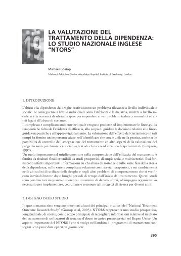 lo studio nazionale inglese - Dronet