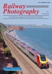 Railway Photography - The Railway Centre.Com