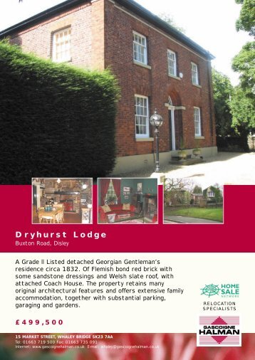 Dryhurst Lodge