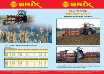 Neue Brix-Qualität… METEOR …besser denn je