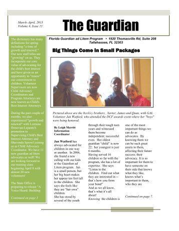 Volunteers Sworn In For Guardian Ad Litem Program