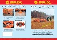 Neue Brix-Qualität… Stein-Gigant - RH