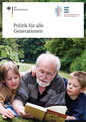 Demografiestrategie