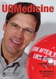 Medical Deans JOHANN KOSS MS MINERVA - School of Medicine ...
