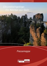 Pressemappe Elbsandsteingebirge: Ein Märchen ... - press-area.com