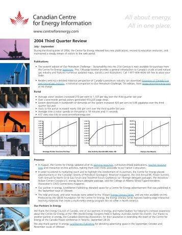 FA Q3_2004_E.qxd (Page 1) - Centre for Energy