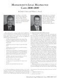 massachusetts law review - Sugarman, Rogers, Barshak & Cohen - Page 3