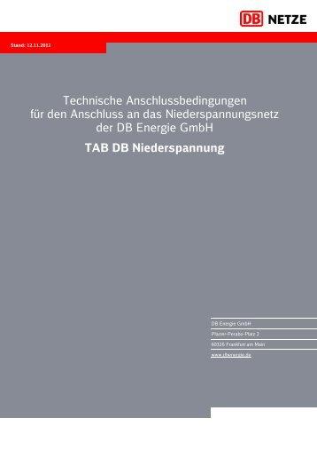 PDF herunterladen - DB Energie