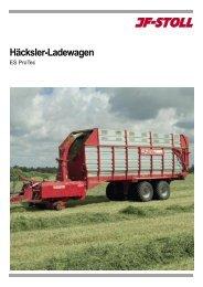 Häcksler-Ladewagen - JF-Stoll