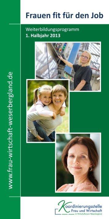 Kooperation - Koordinierungsstelle Frau und Wirtschaft