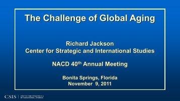 Challenge of Global Aging - NACD