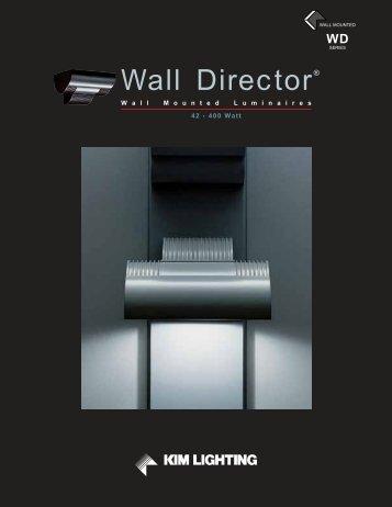 Wall Director® - Kim Lighting