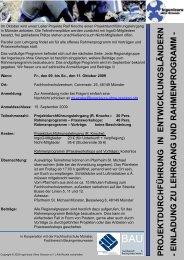 Einladung Lehrgang Muenster Okt09.pdf - Ingenieure ohne Grenzen