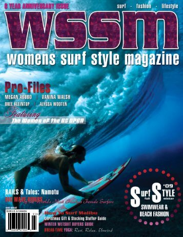 pages 1-20 - Women's Surf Style Magazine