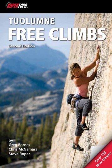 Tuolumne Free Climbs - SuperTopo
