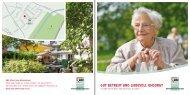 Hausbroschüre downloaden - AWO Alfred-Delp-Altenzentrum ...