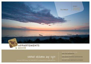 Webzin - Appartements & Mehr