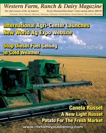 International Agri-Center Launches New World Ag Expo Website