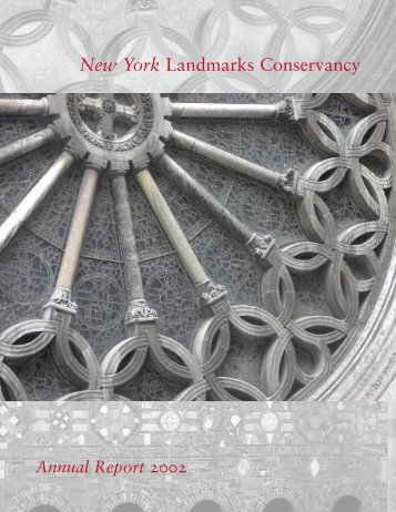 Download Annual Report (PDF) - The New York Landmarks ...