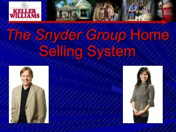 My Listing Presentation - Top Producer® Websites Customer Login