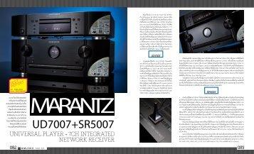 UD7007+SR5007 - Piyanas