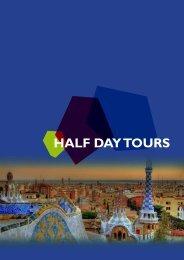HALF DAY TOURS