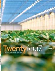 Twentyfour7. 2009 Issue 01 - Wärtsilä