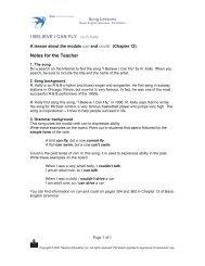 Basic English Grammar, 3rd Edition - AzarGrammar.com