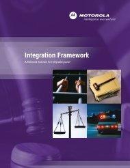 Appendix 05 - 73 - Integration Framework