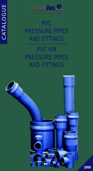 pvc km pressure pipes and fittings - The Water, Sanitation and ...