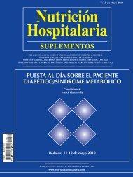 paciente diabético/síndrome metabólico - NutriLearning