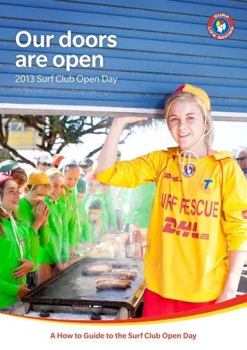 Guide - Surf Life Saving Queensland