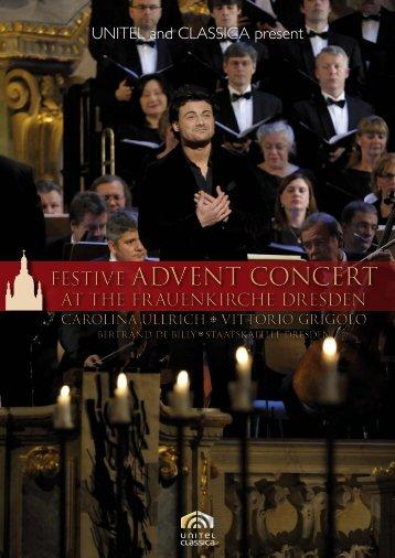 Festive Advent Concert Festive Advent Concert - Unitel