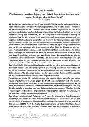 Papst Benedikt XVI. - Kath.de