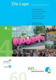 Lupe 4/2012 – Hauszeitschrift als PDF - Diakoniewerk Essen