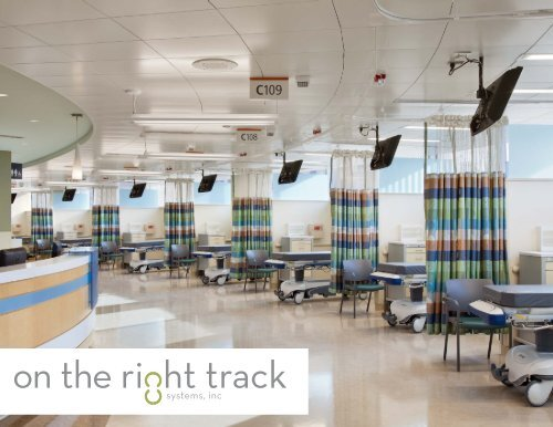 Curtain Track Product - Institute for Patient-Centered Design