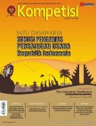 Edisi 22 Tahun 2010 - KPPU
