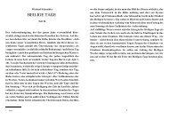 HEILIGE TAGE - Kath.de