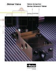 Skinner Valve - Norman Equipment Co.