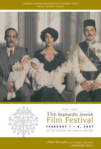 Film Festival - American Sephardi Federation