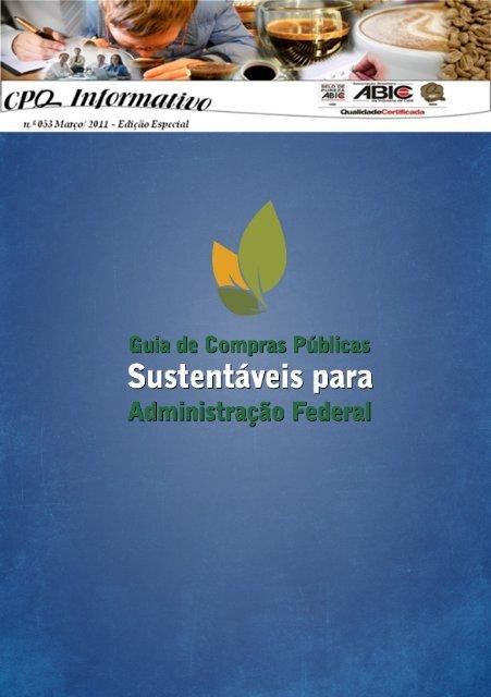 Seção I: Introdução às Compras Públicas Sustentáveis - Abic