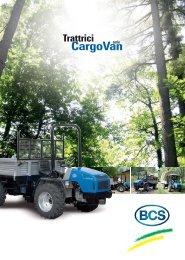 Cargo Van - Bcs...