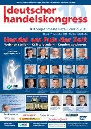 Download - deutscher handelslskongress 2010