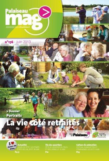 La vie côté retraités - Ville de Palaiseau