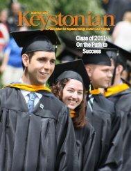 2011 Summer Keystonian_printer file.indd - Keystone College