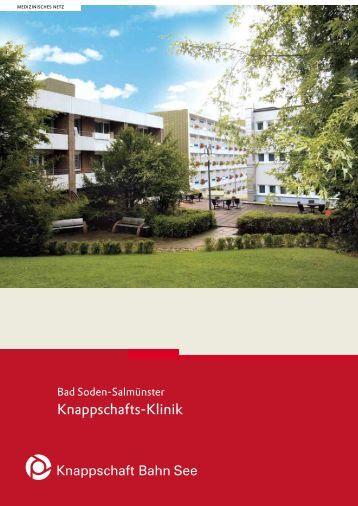Knappschafts-Klinik Bad Soden-Salmünster - Knappschaft-Bahn-See